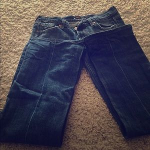 7fam bootcut jeans size 27