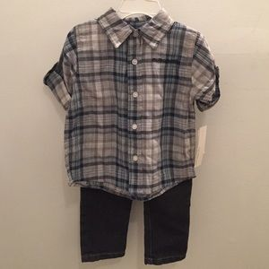 Calvin Klein Other - Calvin Klein boys set