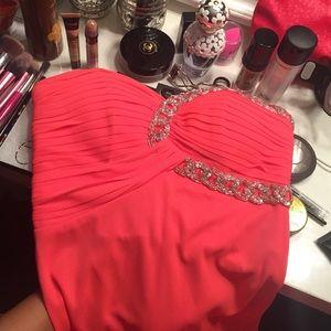 Dresses & Skirts - Long prom/cocktail Dress BEAUTIFUL