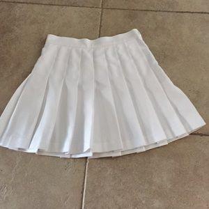 American Apparel Skirts - American Apparel Tennis Skirt