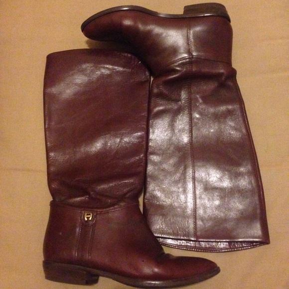 etienne aigner shoes etienne aigner leather boots