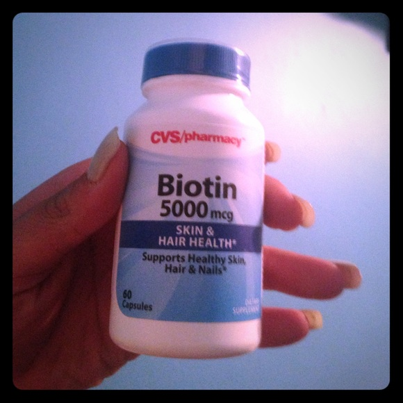 39% off Other - Biotin hair skin and nail pills ! from Amber's closet ...