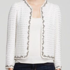 French Connection Beaded Jacket