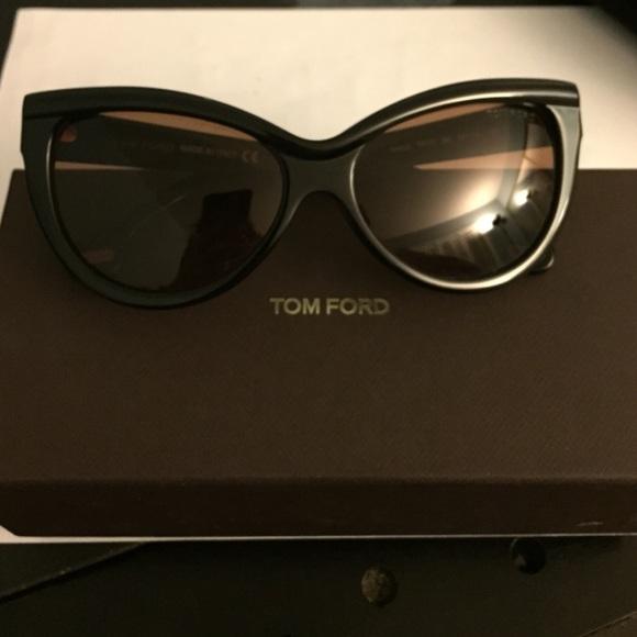 704e2ea25e Tom ford anouk cat eye sunglasses ebay  3