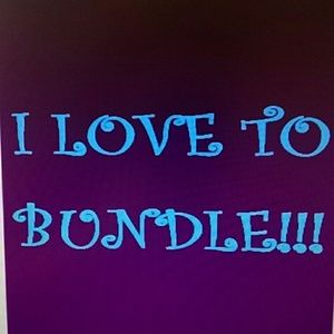 Bundle to save on shipping