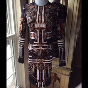 Clover Canyon Long Sleeve Dress Size S