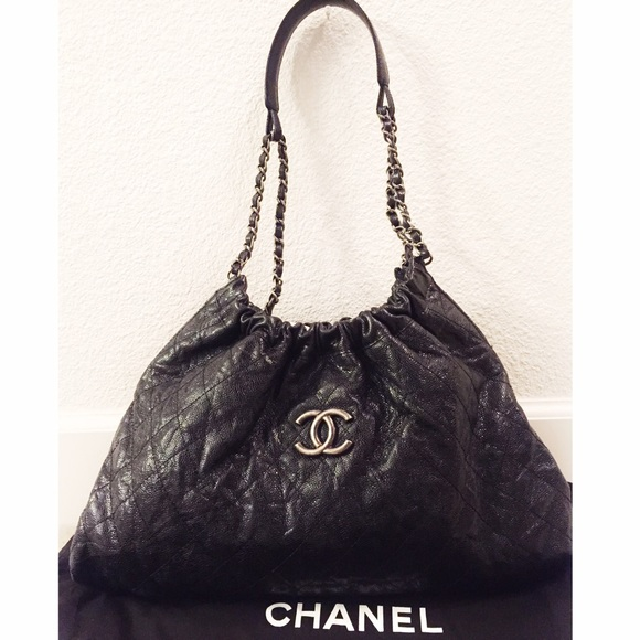 CHANEL - Chanel Caviar Tote Bag from Myclutterfix's closet ...