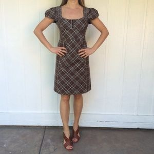 Anthropologie Dresses & Skirts - NEW plaid dress