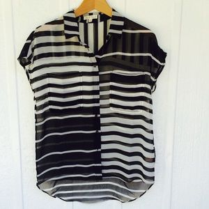 Tops - NEW striped top