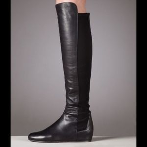 1515c869c3c2 Stuart Weitzman Shoes - Stuart Weitzman Mainline 50 50 OTK Leather Boots 7