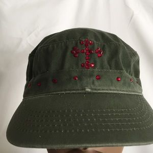 60 off handmade accessories nurse scrub caps from janet for Porte 4 cap janet