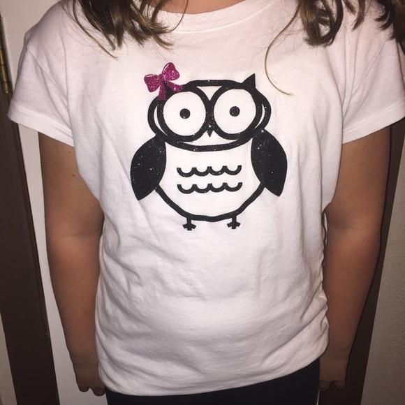 Hanes custom made glitter heat transfer t shirts from for Customized heat transfers for t shirts