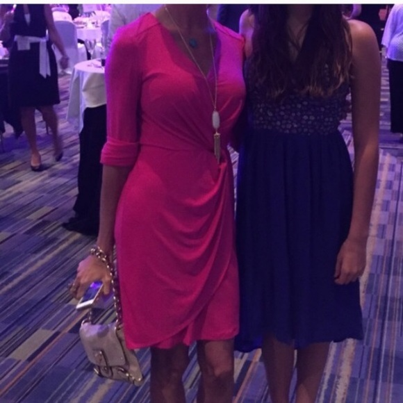 "Jessica Simpson Dresses - Jessica Simpson wrap front ""ity"" dress💞"