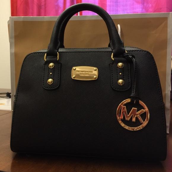 30% off Michael Kors Handbags - Michael Kors Saffiano small ...