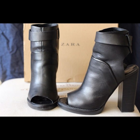 Ankle Booties Previously Loved