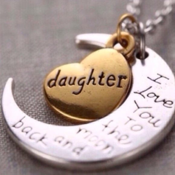 Jewelry - Daughter Necklace ✨7 available✨price firm