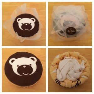 Cake Family Other - Beautifully packaged gift of towel w/bear on it