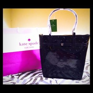 NWT Authentic Kate Spade Camille tote