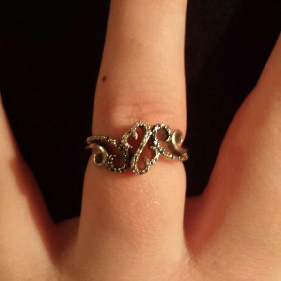 Kay Open Heart Ring
