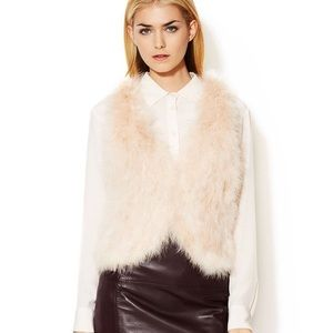 HP🎉Delicate feather vest