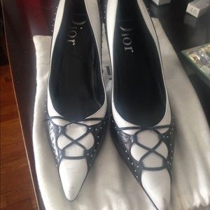 Authentic Dior shoes