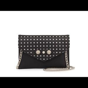 Danielle Nicole  Tina Studded Crossbody Bag, Black