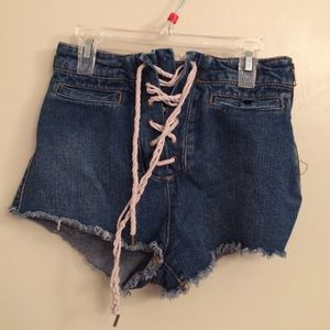 BDG from Urban Outfitters denim shorts size 24
