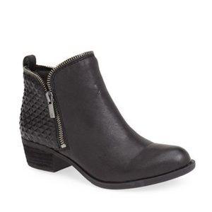 Lucky Brand 'Bartalino' Stud Leather Bootie