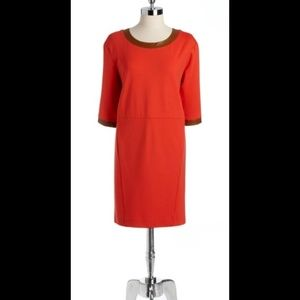 Lord & Taylor Dresses & Skirts - NWT Red Fall Shift Dress