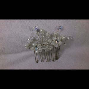 Accessories Hand Crafted Hair Comb
