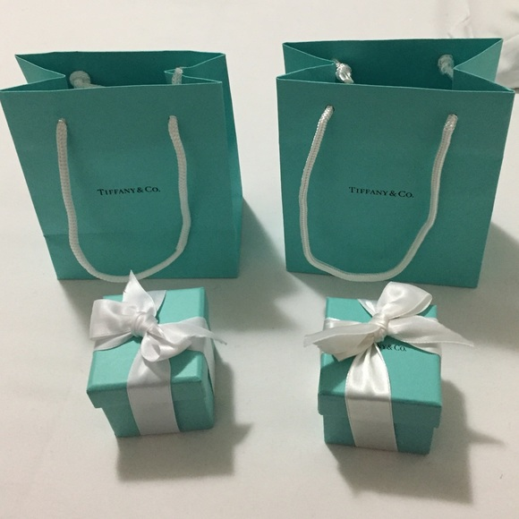 9815926110 Tiffany & Co. Jewelry | For Sale Tiffany Co Ring Box Set | Poshmark
