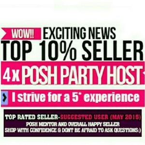 SUGGESTED USER! Top 10 perc Sell Party Host Mentor