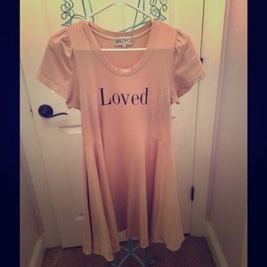 WILDFOX dress