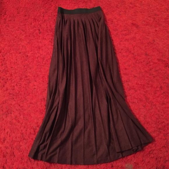 88 loft dresses skirts sale loft pleated maxi