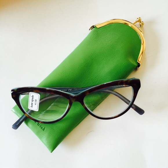 bd7dcecb934 Kate Spade Cat s Eye Reading Glasses +1.5