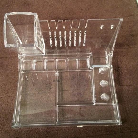 Cynthia Rowley Jewelry Organizer: Cynthia Rowley Clear Organizer From