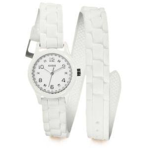 GUESS Diminutive Color Pop Double Wrap Watch
