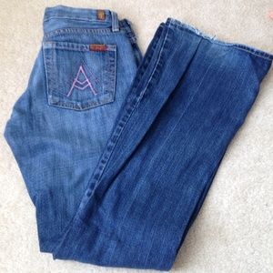 7FAM 7 For All Mankind Jeans