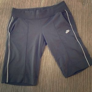 Nike Gray Workout Shorts