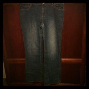 Michael Kors Light Wash Jeans!