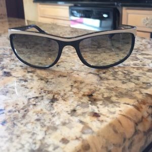 Authentic woman's Rayban sunglasses