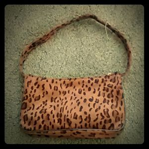 Handbags - Cheetah print bag