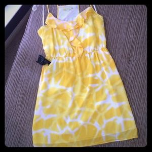 Gianni Bini Lemon Sundress