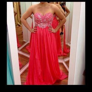 Sheri Hill Prom Gown Sz 2