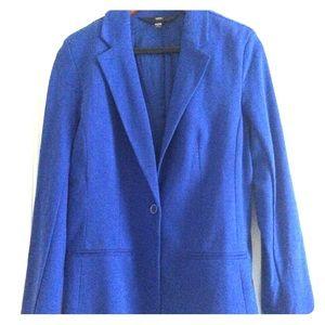Blue Mossimo Blazer