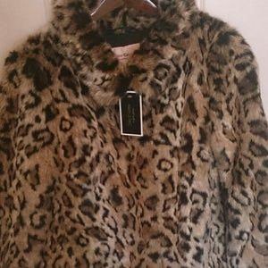 Juicy Couture  Leopard Coat
