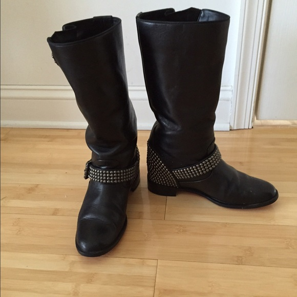 3adafd788384 Christian Louboutin Shoes - Christian Louboutin motorcycle boots
