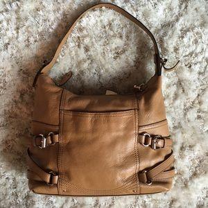 Etienne Aigner Handbags - Etienne Aigner Tan Shoulder Bag