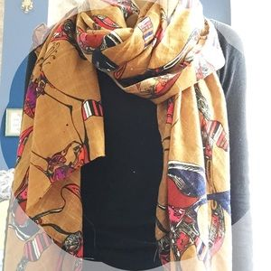 Accessories - Authentic Indian scarf