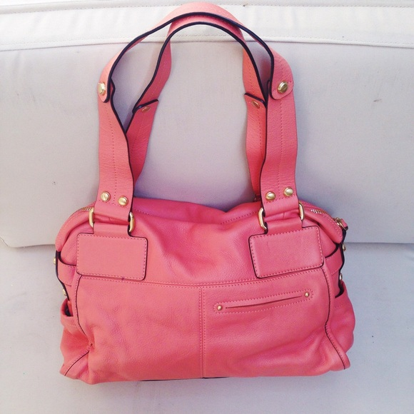 79 off b makowsky handbags b makowsky leather handbag for Outlet b b
